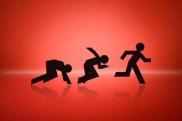 אימון המוח באמצעות הליכה אינסופית
